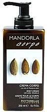Parfumuri și produse cosmetice Cremă de corp - Phytorelax Laboratories Mandorla Body Cream