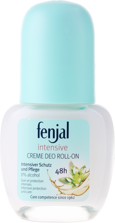"Deodorant cremos ""Intensiv"" - Fenjal Intensive Creme Deo Roll-On 48H"