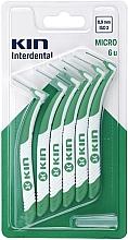 Parfumuri și produse cosmetice Periuță interdentară de dinți, 0,9 mm - Kin Micro ISO 2