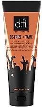 Parfumuri și produse cosmetice Cremă protectoare pentru păr - D:fi De-Frizz + Tame