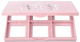 Parfumuri și produse cosmetice Husă pentru farduri de ochi, mare - Wibo I Choose What I Want Big Empty Makeup Palette