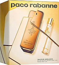 Parfumuri și produse cosmetice Paco Rabanne 1 Million - Set (edt/100ml + edt/20ml)