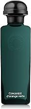 Parfumuri și produse cosmetice Hermes Concentre dOrange Verte - Apa de toaletă