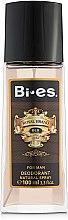Parfumuri și produse cosmetice Bi-Es Royal Brand Gold - Deodorant spray parfumat
