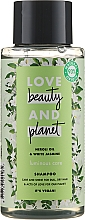 """Parfumuri și produse cosmetice Șampon """"Ulei de Neroli și Iasomie Albă"""" - Love Beauty&Planet Neroli Oil & White Jasmine Shampoo"""