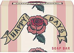 """Parfumuri și produse cosmetice Săpun pentru mâini """"Trandafir sălbatic"""" - Bath House Happy Days Hand Soap"""