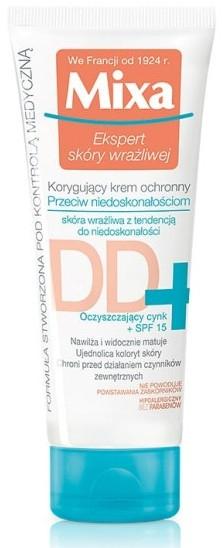 DD-cream pentru față - Mixa Sensitive Skin Expert DD-Cream — Imagine N1