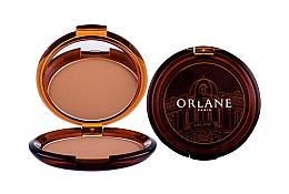 Parfumuri și produse cosmetice Pudră de față, 9 gr. - Orlane Bronzing Pressed Powder