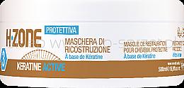 Parfumuri și produse cosmetice Mască de păr cu cheratină activă - H.Zone Keratin Active