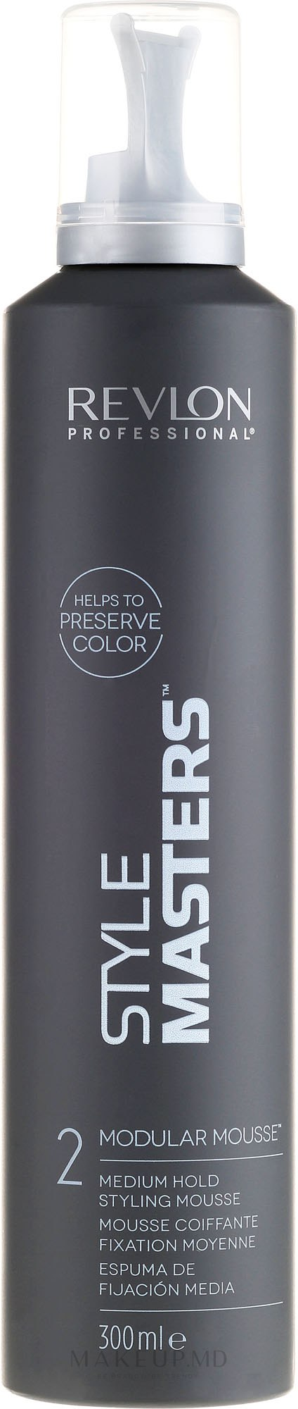Mousse cu fixare medie - Revlon Professional Style Masters The Must-haves — Imagine 300 ml