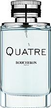 Parfumuri și produse cosmetice Boucheron Quatre Boucheron Pour Homme - Apa de toaletă