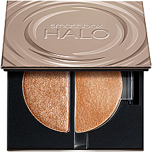 Parfumuri și produse cosmetice Paletă iluminator pentru față  - Smashbox Halo Duo Highlighter