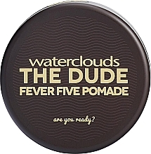 Parfumuri și produse cosmetice Pomadă pentru păr - Waterclouds The Dude Fever Five Pomade