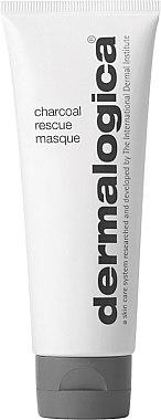 Mască de față - Dermalogica Charcoal Rescue Masque — Imagine N1