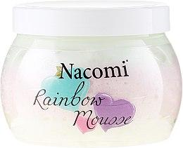 Parfumuri și produse cosmetice Mousse de corp cu aromă de pepene verde - Nacomi Rainbow Mousse