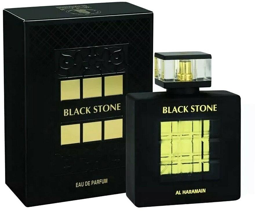 Al Haramain Black Stone - Apă de parfum