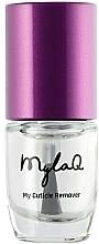Parfumuri și produse cosmetice Soluție pentru eliminarea cuticulei - MylaQ My Cuticle Remover