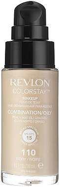 Fond de ten - Revlon ColorStay Foundation For Combination/Oily Skin SPF 15