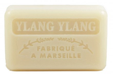 "Săpun de Marsilia ""Ylang-ylang"" - Foufour Savonnette Marseillaise Ylang Ylang"