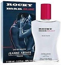 Parfumuri și produse cosmetice Jeanne Arthes Rocky Man Red - Apă de toaletă