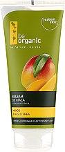 Parfumuri și produse cosmetice Balsam nutritiv pentru corp - Be Organic Nutritive Body Balm