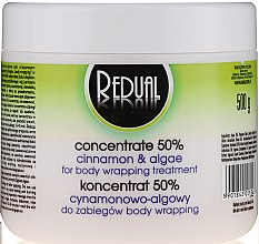Parfumuri și produse cosmetice Concentrat pentru îndepărtarea celulitei și slăbit, 50% din alge brune - BingoSpa