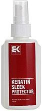 Parfumuri și produse cosmetice Spray protecție termică pentru netezirea părului - Brazil Keratin Keratin Sleek Protector