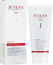 Parfumuri și produse cosmetice Șampon- gel de duș - Juvena Rejuven Men Moisture Boost Shower & Shampoo Gel