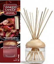 """Parfumuri și produse cosmetice Difuzor aromatic """"Mere crocante lângă foc"""" - Yankee Candle Crisp Campfire Apples"""
