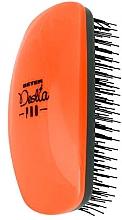 Parfumuri și produse cosmetice Pieptene de păr, portocaliu - Beter Deslia Pro