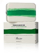 Parfumuri și produse cosmetice Săpun - Baxter of California Vitamin Cleansing Bar Italian Lime & Pomegranate