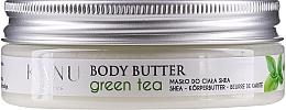Parfumuri și produse cosmetice Masło do ciała Zielona herbata - Kanu Nature Green Tea Body Butter