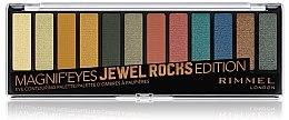 Parfumuri și produse cosmetice Paletă farduri de ochi - Rimmel Magnif' Eyes Jewel Palette