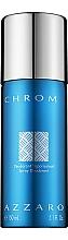 Parfumuri și produse cosmetice Azzaro Chrome - Deodorant