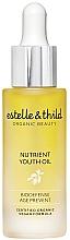 Parfumuri și produse cosmetice Ulei de față - Estelle & Thild BioDefense Nutrient Youth Oil