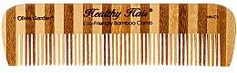 Parfumuri și produse cosmetice Pieptene de bambus, 1 - Olivia Garden Healthy Hair Eco-Friendly Bamboo Comb 1