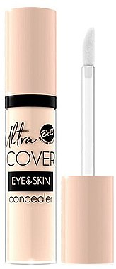 Concealer - Bell Ultra Cover Eye & Skin Liquid Concealer