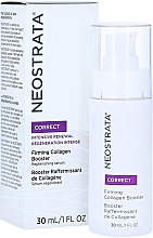 Parfumuri și produse cosmetice Ser cu colagen pentru față - Neostrata Correct Firming Collagen Booster Serum