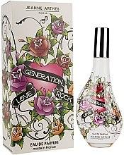 Parfumuri și produse cosmetice Jeanne Arthes Love Generation Rock - Apă de parfum