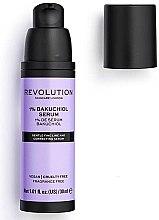 Parfumuri și produse cosmetice Ser facial - Makeup Revolution Skincare 1% Bakuchiol Serum