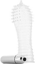Набор для пар, прозрачный - Pipedream Classix Textured Sleeve & Bullet — фото N2