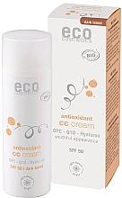 Parfumuri și produse cosmetice CC cream SPF 50 - Eco Cosmetics Tinted CC Cream SPF 50