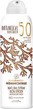 Parfumuri și produse cosmetice Spray cu protecție solară pentru corp - Australian Gold Botanical Premium Coverage Natural Spray Spf50