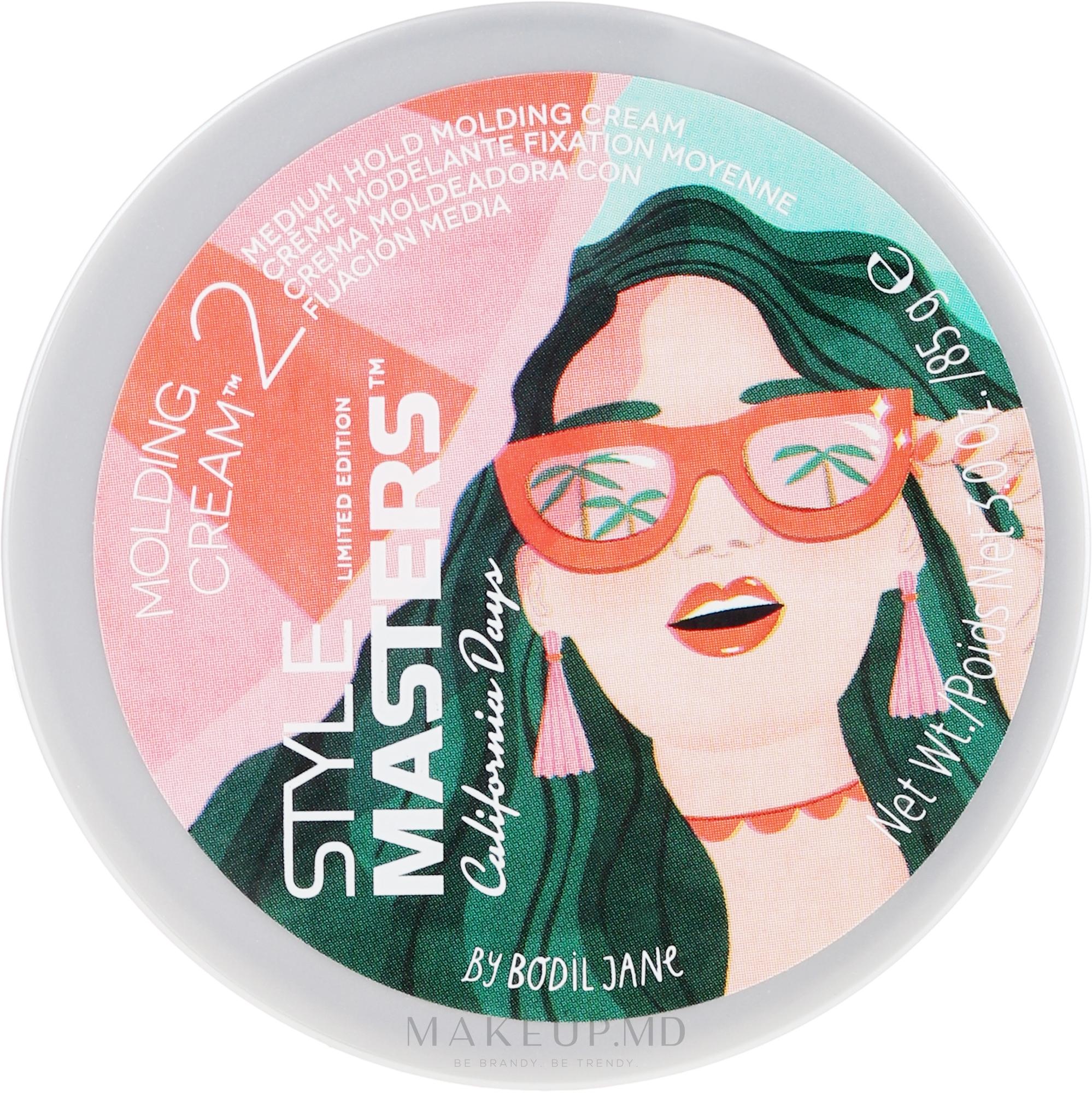 Cremă pentru păr - Revlon Professional Style Masters Molding Cream California Days — Imagine 85 g