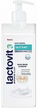 Parfumuri și produse cosmetice Lapte hidratant de corp - Lactovit Instant Body Milk