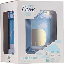 Set - Dove Baby Rich Moisture (shmp/200ml + b/lot/200ml + cr/45g) — Imagine N1