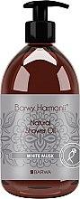 Parfumuri și produse cosmetice Ulei de duș cu mosc alb - Barwa Harmony Oil Shower White Musk