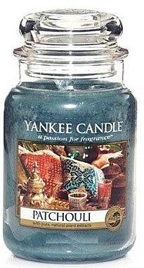 Lumânare parfumată în borcan - Yankee Candle Large Jar Patchouli — Imagine N1