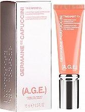 Parfumuri și produse cosmetice Cremă pentru zona ochilor - Germaine de Capuccini Timexpert C+(A.G.E.) Eye Contour Correction and Luninocitty Express