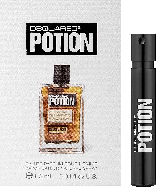 DSQUARED2 Potion for Man - Apă de parfum (mostră)